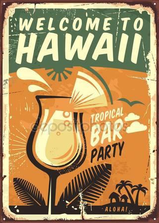 Jeden Samstag HAWAII - Nacht